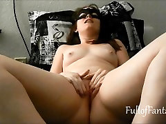 Tasting my pussy juice & piss! And some Face Down, Ass Up Anal Play!