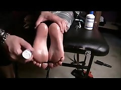 Toe Tied Tickle Torture