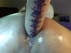 Anal Fucked with huge cock