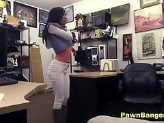 Black Slut Blows And Bangs A Huge White Cock