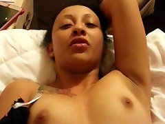 Very young Amatuer girlfriend in hotel room