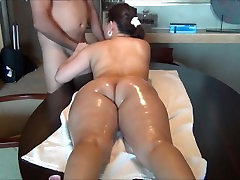 HORNYCAMS.PW - Thick Asian Ass Virgin Quick Anal Insertions