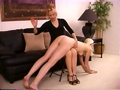 Spanking and Fingering