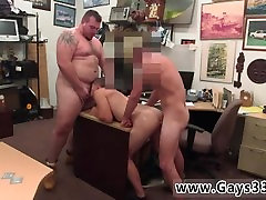 Hidden camera on straight guys with gay guys sex Guy ends up with anal