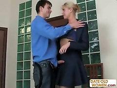 Russian Mature Ladies Going Wild 25