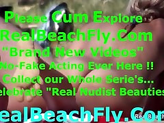 REALBEACHFLY1 REAL NUDIST CAUGHT TOTALLY NAKED ON NUDE BEACHES....