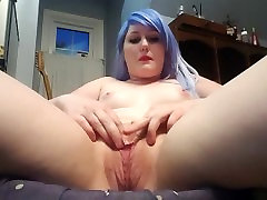 masturbation, anal and HUGE SHAKING ORGASM
