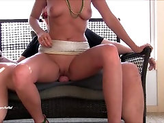 Horny mom goes WILD! Mega squirting creampie surprise you gotta see!