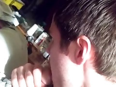 Straight Friend Giving Head For The First Time