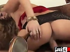 Mature MILF Cougar in Lingerie and Heels Fucks Really