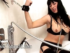 Beautiful fetish analhole actions with latex and bdsm