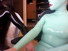Latex fun on our webcam