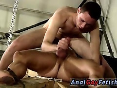 Twink emo gay bondage sex Made To Suck His First Cock