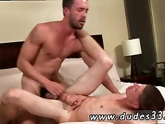 Straight light skin athlete having gay sex and twink taking extreme black
