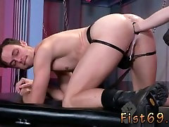 New gay sex video free down fist first time Chronic going knuckle deep