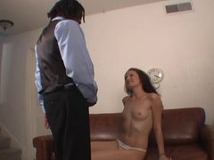 Dr.Dick gives Hailey Young a nice dose