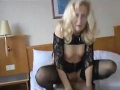 Meet her on MATURE-FUCKS.COM - Cuckolding Milf Wife Fucked