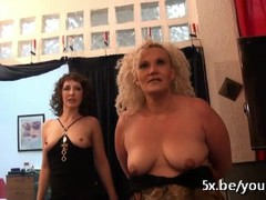 Regina gangbanged with a friend of her