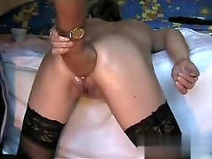 anal fisting with closeup - My Fuck from MATURE-FUCKS.COM
