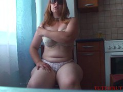 Real home made bbw video