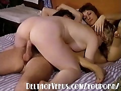 Vintage Hairy Swedish Girls - Sharing Is Caring.mp4