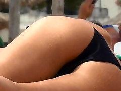 Sexy Ass Bikini babes Voyeur HD Video