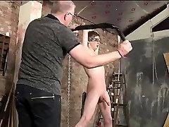 Levi Is Made To Cum Hard - BDSM Gay Porn