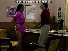 Slutty viry longhairxxxsex bitch masturbates her hairy pussy in front of dude