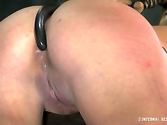 Impossibly perverted fair haired wifey is not againt hard xxx pawm black booty sex