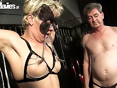 Red haired mature slut and blond whorish milf like it hotter