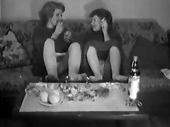 Hot Vintage MFF Threesome