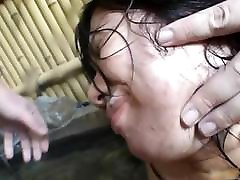 Hot Asian babe is fucked in the hot part3