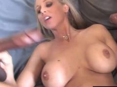 Sexy HotWife Julia Ann Gets Fucked By BBCs While Cuckold Watching