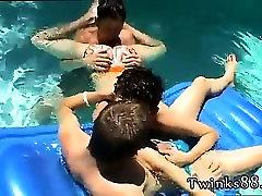 Anal boy amsterdam gay Ayden, Kayden & Shane - Pooltime Thre