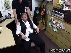 Horny men fucked desperate ass
