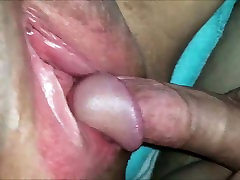 Amateur BBW has her pussy fucked and creamed