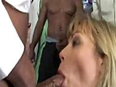Sexy Slut Banged By Big Black Cock In Hardcore Interracial Nasty Gangbang 01