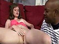 Black Meat White Feet - Interracial Foot Fetish XXX Video 17