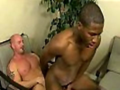Hot gay officer sex in office man to man and gay glory hole sex