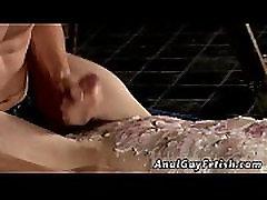 Nude private sexy bondage movies and gay bondage blowjob photo The