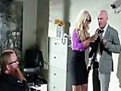 Big Round Tits Girl bridgette b Get Banged In Office clip-08