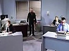 Busty Office Girl julia ann Bang Hard Style At Work clip-18