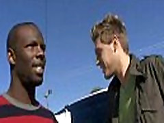 Blacks On Boys -Interracial Bareabck Hardcore Fuck Video 13