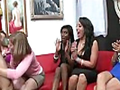 Horny women suck male stripper cock