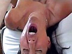 Sex Action With Big Melon Round Tits Hot Mature Lady lezley zen video-16