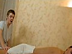 Mouth and cum-hole of a teen gangbanged