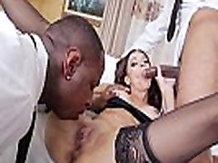 Sexy White Mom goes Black