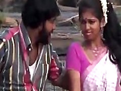 Tamil actress liplock scene during shooting with hero