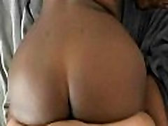 Round And Brown Sexy Ebony Girl With Big Butt Gets Nailed Hard 29