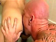Hot nude gays sex in bedroom and big black elephant asses hard sex